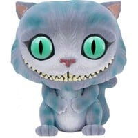 Alice [Burton] | Cheshire Cat Flocked POP! VINYL
