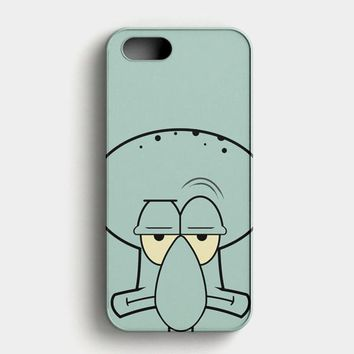 Squidwwart iPhone SE Case