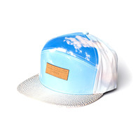 WHITE SANDS HAT - White