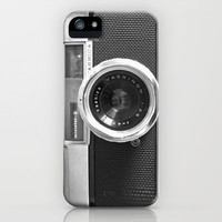 iPhone4 case Old School Camera Phone - Also available as iPhone5 case and iPhone skin iPhone Case by Nicklas Gustafsson | Society6