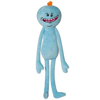 Rick and Morty Meeseeks Happy Plush Stuffed Toy