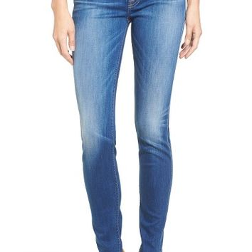 7 For All Mankind® Skinny Jeans (New Castle Broken Twill) | Nordstrom