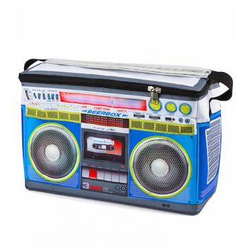 Throwback Boom Box Beverage Cooler - PRE-ORDER, SHIPS in MAY