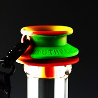 Slim Silicone Water Pipe Mouthpiece - M193