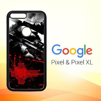 Boondock Saint Movies Series Z0346 Google Pixel Case