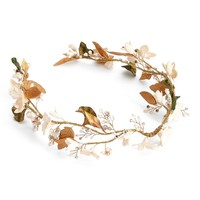 twigs & honey Floral Garden Headpiece | Nordstrom
