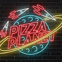 Pizza Placet Neon Sign Real Neon Light