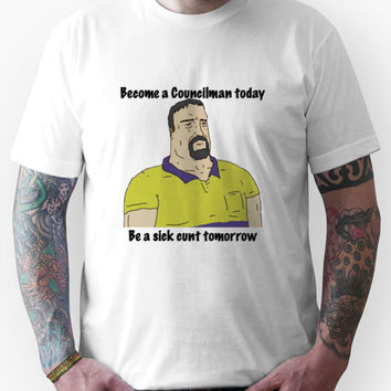Mike Nolan councilman big lez show Unisex T-Shirt