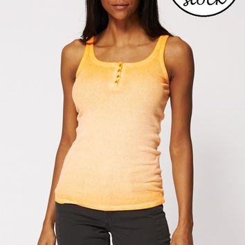 Basic Orange Top