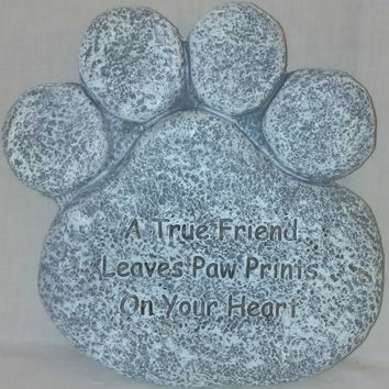 Pet Memorial Marker for Cats and Dogs