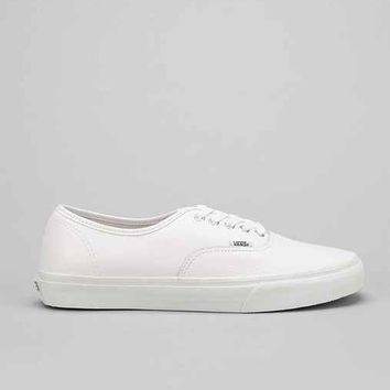 Vans Authentic Italian Leather Monochromatic