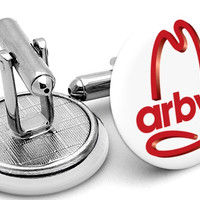 Arby's Logo New Cufflinks