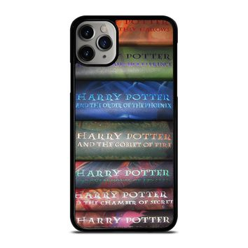 HARRY POTTER BOOKS iPhone Case Cover