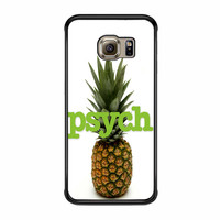 Psych Samsung Galaxy S6 Edge Case