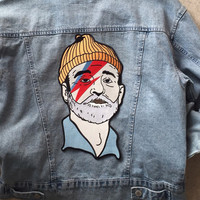 Zissou Sane Back Patch