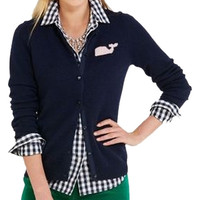 Vineyard Vines Intarsia Cardigan