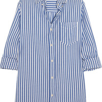 Isabel Marant - Eddie striped cotton shirt