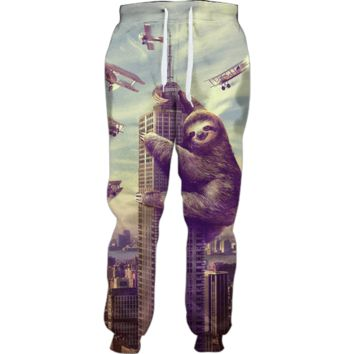 Empire Sloth Joggers