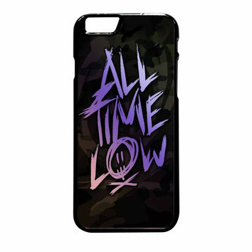 All Time Low Logo Colorfull iPhone 6 Plus Case