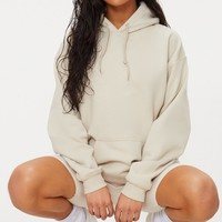 Sand Oversized Ultimate Hoodie