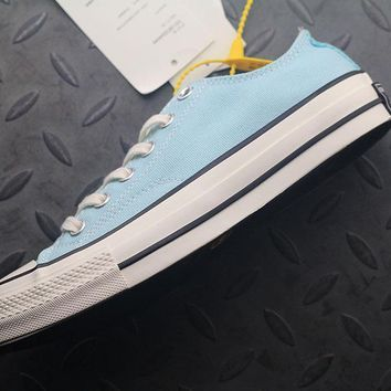 PEAPON Converse Addict Mint Green Fashion Canvas Flats  Shoes