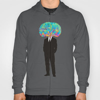 The Corporate Man  Hoody by Maurece