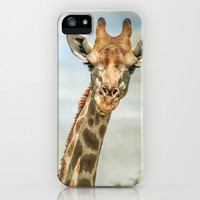 What´s up iPhone & iPod Case by Sandy Broenimann
