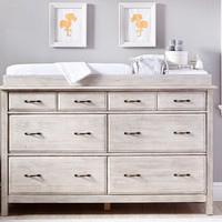 Rory Extra Wide Dresser & Topper Set | Pottery Barn Kids