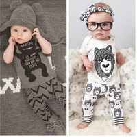 2017 New summer style cotton baby boys girls clothes short sleeve baby romper newborn clothes jumpsuit infant clothing