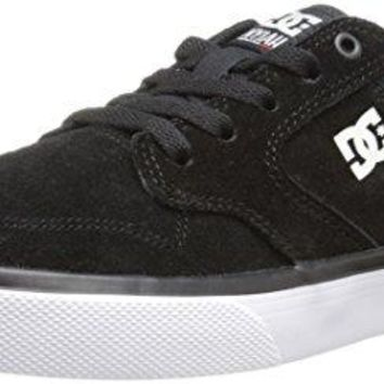 DC Nyjah Vulcanised TX Skate Shoe (Little Kid/Big Kid)