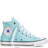 Converse Chuck Taylor All Star Fresh Colors Poolside Hi Top