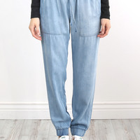 Brooklyn Karma Chrissy Denim Jogger