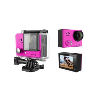 Go Pro Digital Camera Waterproof Smart Cam
