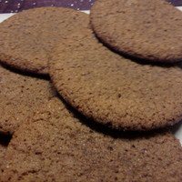 Crispy and Snappy Ginger Snaps 2 Dozen