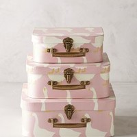 Nesting Play Suitcases by Anthropologie