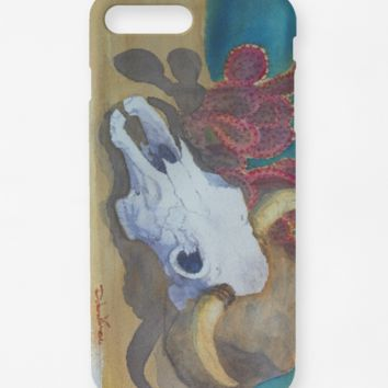 Cowgirl I Phone Case