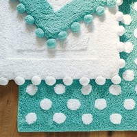 Dottie Bath Mat
