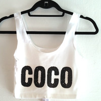 COCO Summer Crop Top