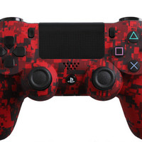 Custom PlayStation 4 Controller - Urban Camo Options