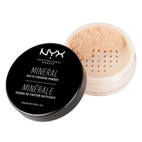 NYX - Mineral Finishing Powder - LIght/Medium - MFP01