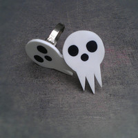 Soul Eater - Death The Kid Skull Rings - 1 Pair