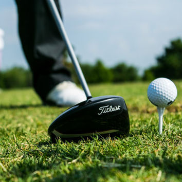 Photo of Golf ball - Driver Titleist Club - Free Shipping