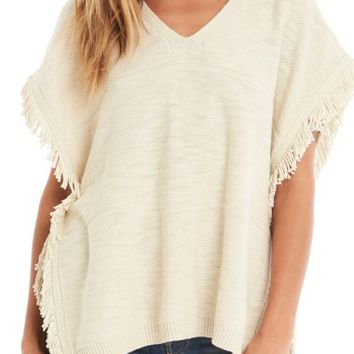 Michael Stars Cotton Poncho | Nordstrom