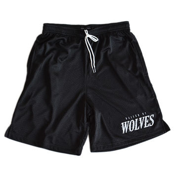 Full Tilt Basketball Shorts - Black