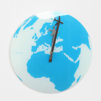 Urban Outfitters - Around The World Wall Clock