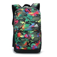 Adidas Leisure pack male high school student bag male college student fashion computer bag