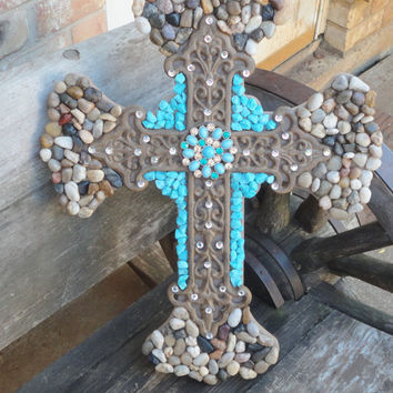 Best Wooden Wall Cross Products on Wanelo