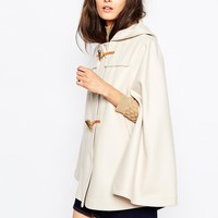 Gloverall Wool Cape