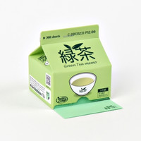 Green Tea Milk Notepad