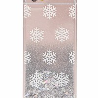 Snowflake Waterfall Case for iPhone 6/6s/7 - Women - New Arrivals - 1000211787 - Forever 21 Canada English
